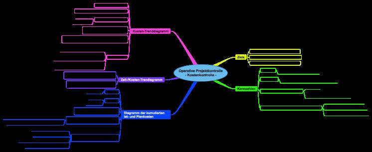Operative Projektkontrolle - Kostenkontrolle