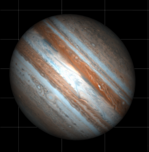Jupiter 2015-02-01 Simulation Starry Night