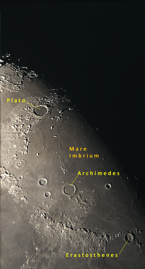 Mond 27.02.15 - Mare Imbrium