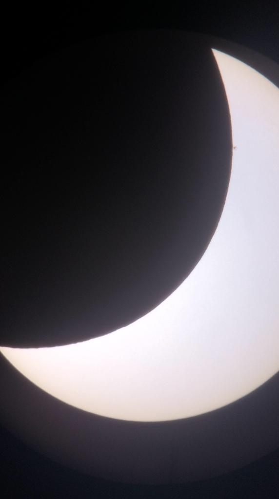SoFi2015 schwarzer Fleck bald weg