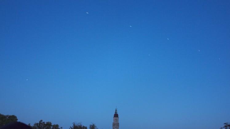 ISS Trail am 03.06.15 ab 22:19 Uhr