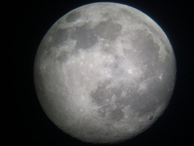 Mond am 30. Juli 2015 - Alter 13,5 Tage