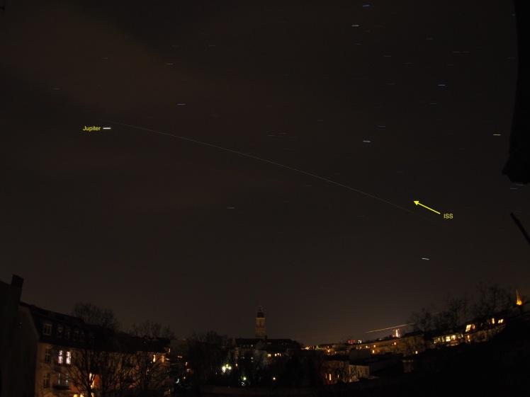 ISS Trail am 02.04.16 ab 21:22 Uhr