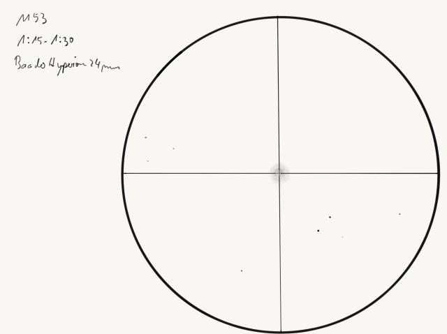 Zeichnung M53 06.05.16 - Schwarz gezeichnet auf weißem Hintergrund
