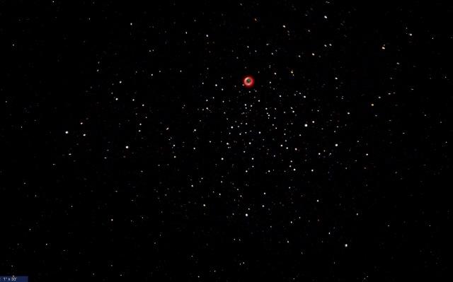 NGC 2438 - Abbildung aus Wikipedia