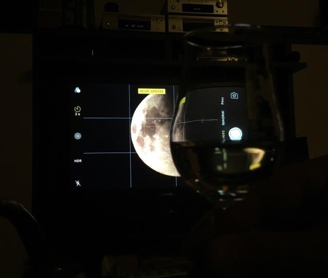 Letzter Gruß an den Mond