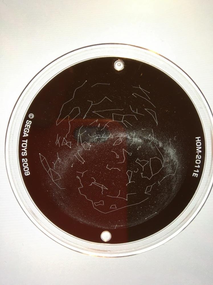 Heimplanetarium: Nördlicher Sternenhimmel mit offiziellen Sternbildern