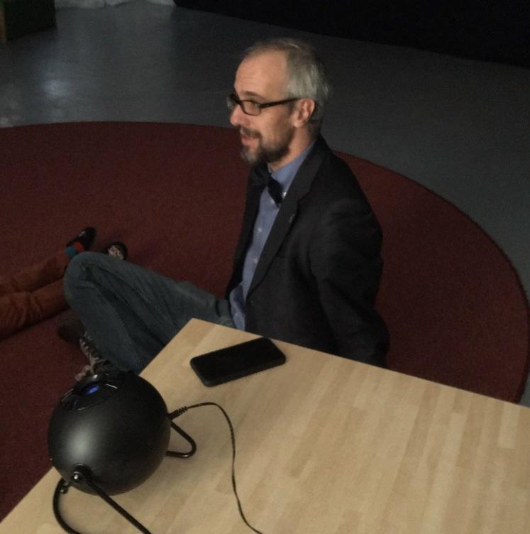 Stefan Gotthold beantwortet Fragen