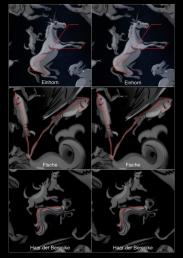 Sternbild Memory 1-3