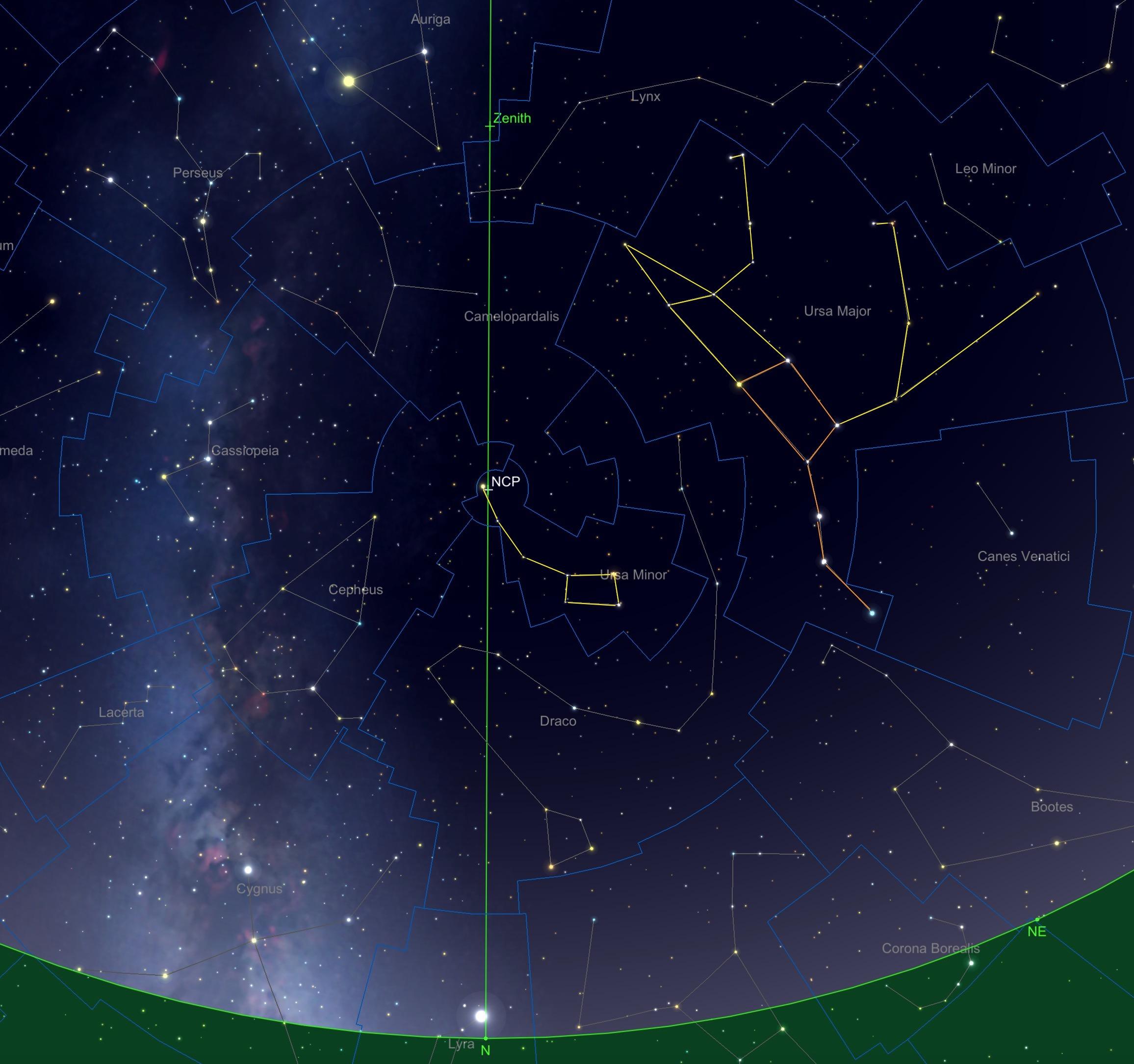 sternbilder gro 223 e b 228 rin und kleiner b 228 r immer wieder