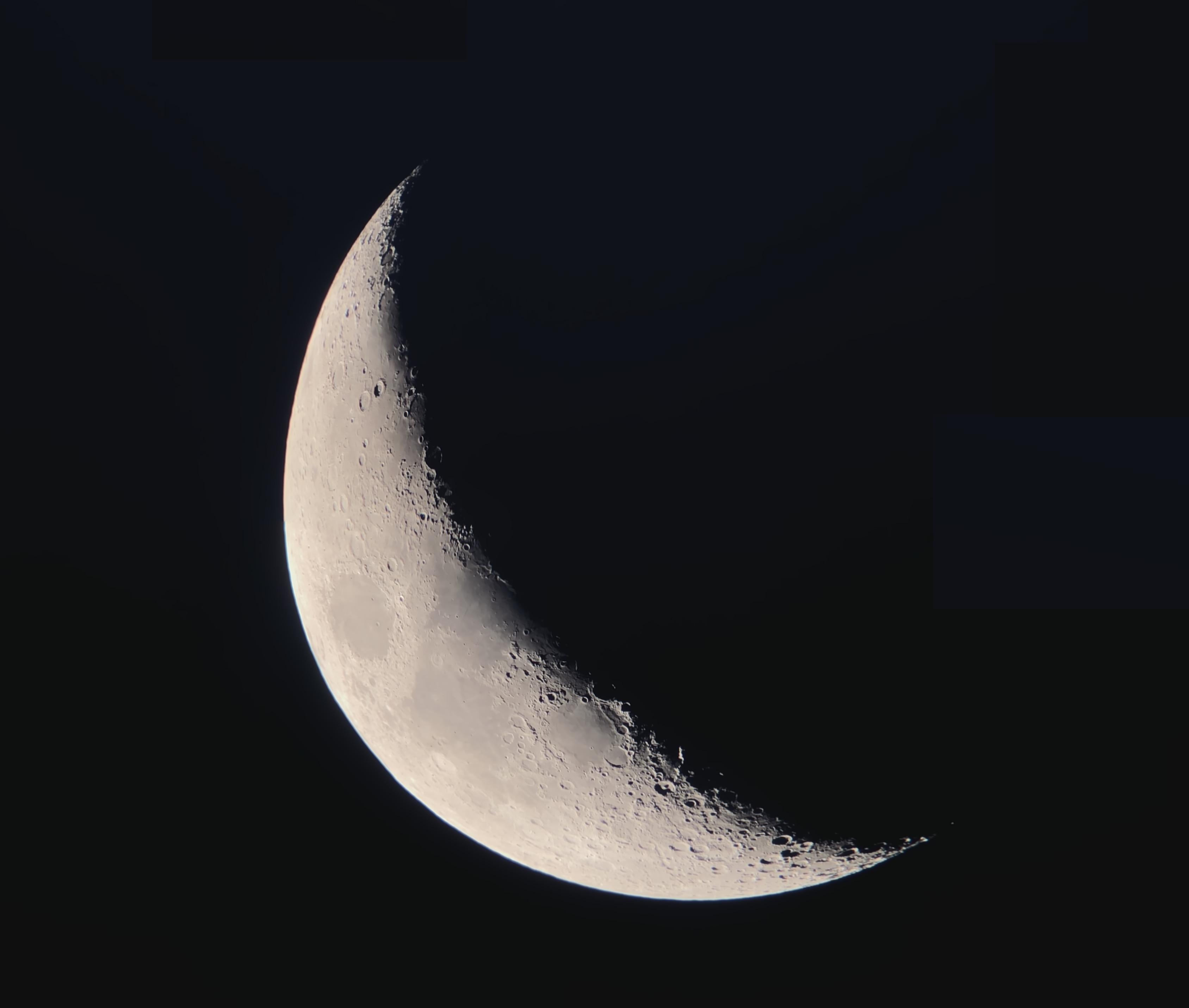 Schön Mondsichel Färbung Seite Zeitgenössisch - Framing Malvorlagen ...