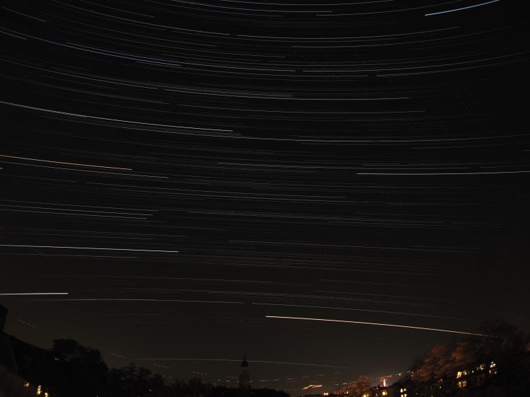 Startrail 13.10.18