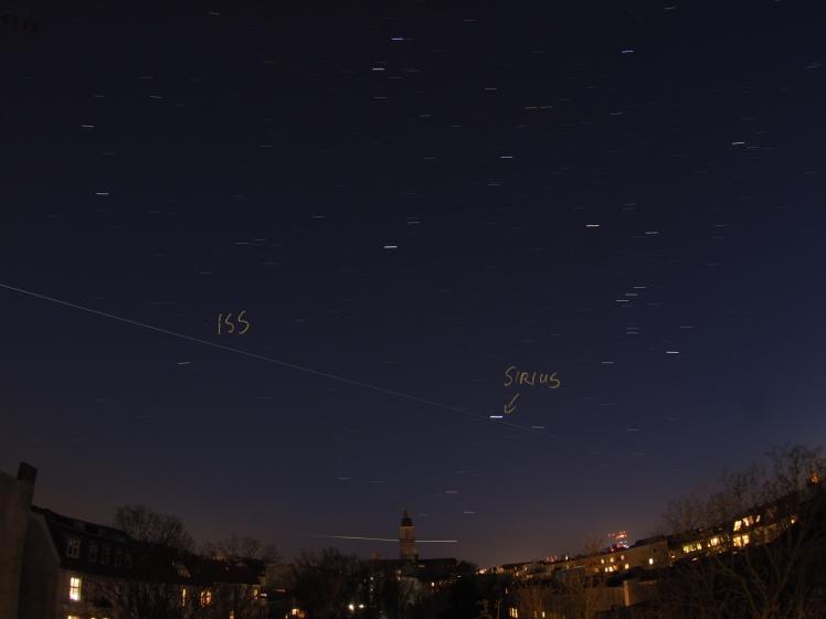ISS Trail