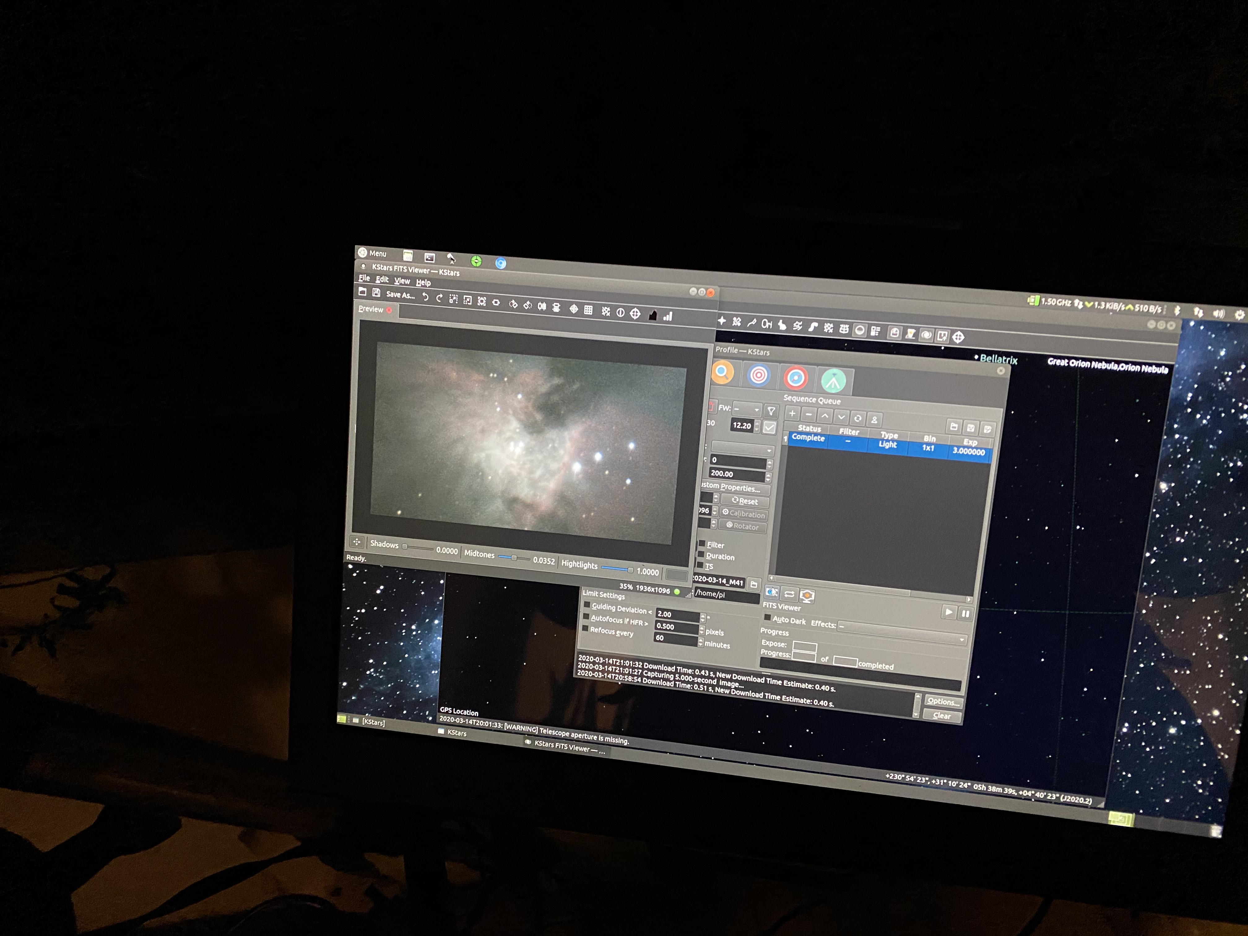 Erstellung Fotoserie für M42